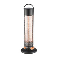 Warmex PTC Carbon Room Heater ETERNO (Black) Carbon Room Heater