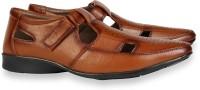 Bata EARTH LAZER Loafers For Men(Tan)