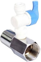 Morning Star Technology Inlet for all types of RO UV Water filter 1/4 size Tap Mount Water Filter