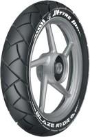 JK Tyre BLAZE RYDER BR41 120/80-17 Rear Tyre(Dual Sport, Tube Less)