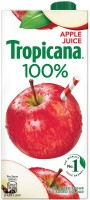 Tropicana 100% Apple Juice(1 L)