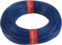 Shauselek PVC 1.0 sq/mm Blue 90 m Wire(Blue)