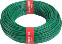 Shauselek PVC 1.0 sq/mm Green 90 m Wire(Green)