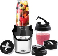 Tecnora Vitalizer TCM 401 Nutri blend Nutrient Extractor Power Blender – 1000Watts 1000 Juicer Mixer Grinder(Black, 2 Jars)