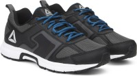 REEBOK QUICK DISTANCE XTREME Running Shoes For Men(Black, Grey)