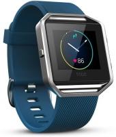 FITBIT Blaze Smartwatch(Blue Strap, Small)