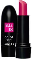 Elle 18 Color Pop Matte Lip Color(Pink Show)