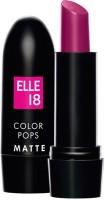 Elle 18 Color Pop Matte Lip Color(Grape Riot)