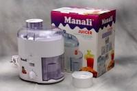 Manali Fruit & Vegetable 300 Juicer(White, 1 Jar)