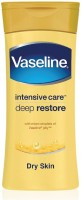 Vaseline Intensive Care Deep Restore Body Lotion(200 ml) - Price 112 30 % Off