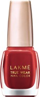 Lakme True Wear Nail Color 404