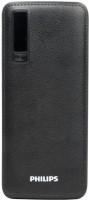 Philips 11000 mAh Power Bank (DLP6006B)(Black, Lithium-ion)