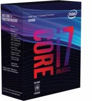 Intel 3.7 LGA 1151 i7 8700k Processor(Silver)