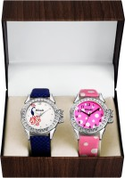 Mikado Fancy Queen Collection Combo watches for Women and Girls Watch  - For Girls