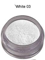 Blushia Shimmer Powder for Eyes Lips & Cheeks(White) - Price 99 50 % Off