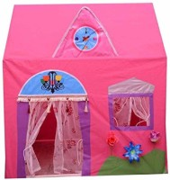 Paradise Queen Palace Tent House for Kids(Multicolor)