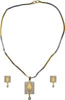 Retaaz Alloy Jewel Set(Gold, Silver)