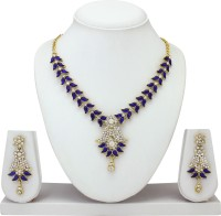 Atasi International Alloy Jewel Set(Blue)
