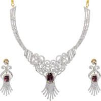 Prisha Alloy Jewel Set(Multicolor)