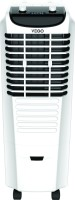 Vego Empire 25 Tower Air Cooler(White, 25 Litres)