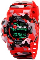 REKON Digital Branded Sports With Light Latest Model Watch  - For Boys