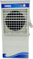 Candes Ice Air cooler 16 inch metal Body Desert Air Cooler(Ivory, 55 Litres)