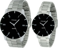 Crude RG583 Diva Analog Watch For Couple