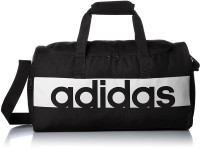ADIDAS (Expandable) LIN PER TB S Travel Duffel Bag(Black)