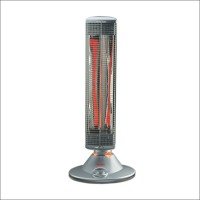 Warmex PTC Carbon Room Heater TWISTER (Silver) Carbon Room Heater