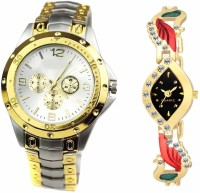 SPLAZOS NHSP-C2-0265 Girls And Boys Watch  - For Couple