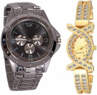 SPLAZOS NHSP-C2-0260 Girls And Boys Watch  - For Couple