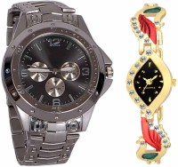 SPLAZOS NHSP-C2-0270 Girls And Boys Watch  - For Couple