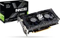 INNO3D NVIDIA GTX 1070 8 GB GDDR5 Graphics Card(Black)