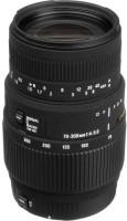 Sigma 70 - 300 mm F4-5.6 DG Macro  Lens(Black, 16 - 35)