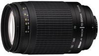 Nikon AF Zoom-Nikkor 70 - 300 mm f/4-5.6G Lens�  Lens(Black)