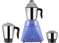 Butterfly Grand Plus 750 W Mixer Grinder(Blue, 3 Jars)