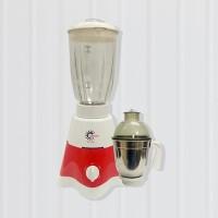 sunoxy MOD-500 550 Mixer Grinder(White, Red, 2 Jars)