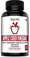 Simply Nutra Apple Cider Vinegar Capsules 800mg - 90 Veg Capsules(90 No)