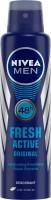 Nivea Men Fresh Active Original Body Spray - For Men(150 ml)