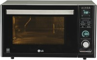 LG 32 L Convection Microwave Oven(MJ3286BFUM, Black)