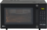 LG 28 L Convection Microwave Oven(MC2846BG, Black)
