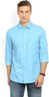 U.S. Polo Assn Men's Solid Casual Spread Shirt