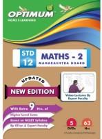 Optimum Educators Educational DVDs MH-HSC-Class 12-Mathematics-Part-2(DVD) - Price 1350 9 % Off