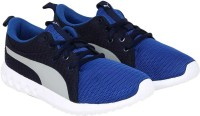 Puma Boys & Girls Lace Sneakers(Blue)