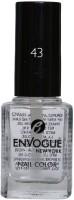EnVogue Nail Polish Top Coat 9.5 ml Top Coat(9.5 ml) - Price 139 36 % Off