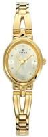 Titan 2594YM01 Analog Watch  - For Women