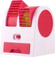 View EssQue Mini Cooler Mini stylish Cooler ZR-107 USB Fan (Multicolor) MLC0012 USB Fan (Red) Personal Air Cooler(Red, 40 Litres) Price Online(EssQue)
