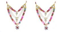 THE HOLY MART Premium Multicolour Pearls Mala ( BUY ONE GET ONE FREE) Deity Ornament(KRISHNA, Balgopal, Govinda, LADOO GOPAL, Hanuman, Radha krishna, Durga Devi, OTHER GODS,)