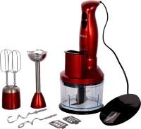 Sokany SM-5011-7 600 W Hand Blender(Red)