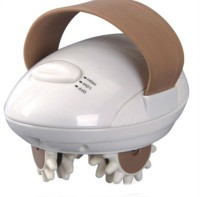 Shrih SHF-2212 Mini Electric 3D Handheld Full Slimmer Body Massage Massager(White and Brown) - Price 550 81 % Off